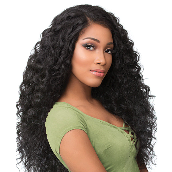 Sensationnel Empress Free Part Boutique Bundles Lace Front Wig - BOUTIQUE DEEP
