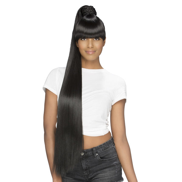 Vivica A Fox SyntheticTwo In One Bang & Pony - BP KATE