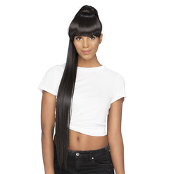 Vivica A Fox Synthetic Drawstring Two In One Bang & Pony - BP ROSSELLE