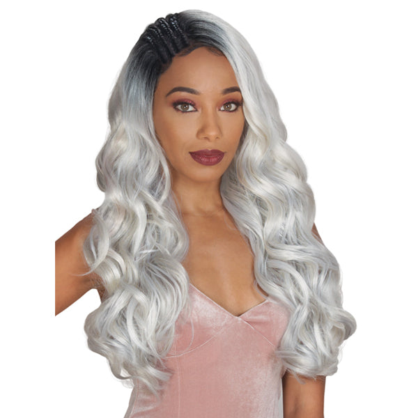 Zury Hollywood Sis BEYOND Collection 4X3 Part Lace Front Wig - BYD FREE LACE H FOX