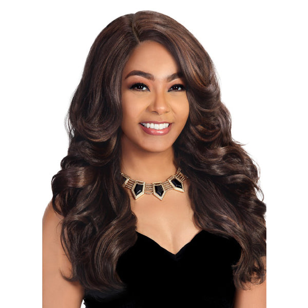 Zury Hollywood Sis BEYOND Collection 4X4 Lace Front Wig - BYD FP LACE H SIRI