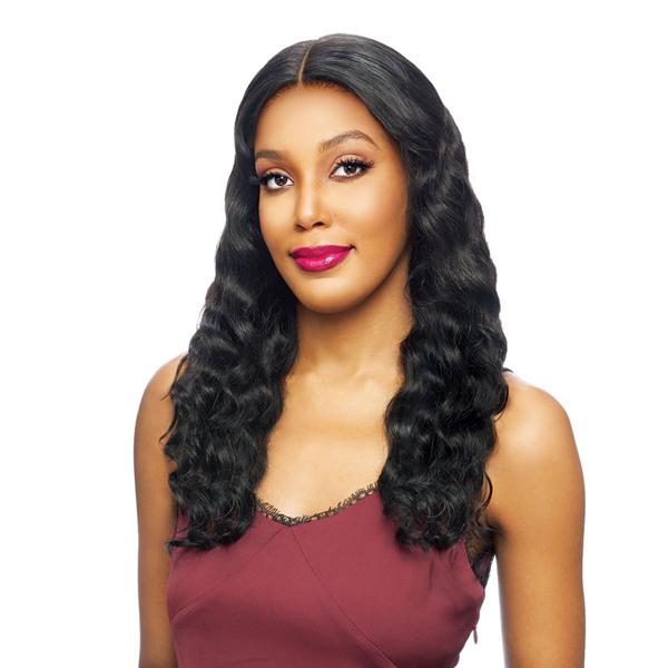 Vanessa 100% Brazilian Human Hair Lace Front Wig - TCH ESEE