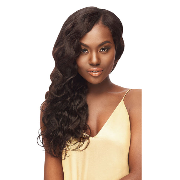 Outre MyTresses Gold Label 8+ Grade 100% Unprocessed Bundle Hair - NATURAL BODY