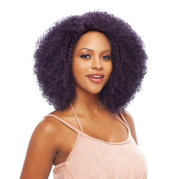 Vanessa Express Super C-Side Lace Part Synthetic Full Wig - SUPER C JUKA
