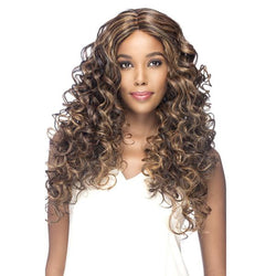 Vivica A Fox Invisible Part Swiss Lace Front Wig - KIM