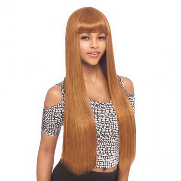Vanessa Premium Fashion Synthetic Full Wig - KLAY 34
