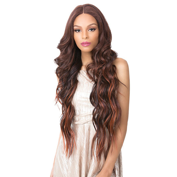 It's a Wig Synthetic 13X6 Lace Frontal Wig - FRONTAL S LACE DIVINE
