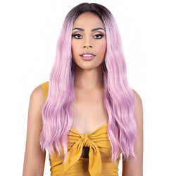 "Motown Tress Synthetic 6"" Deep Part Lace Wig - LDP KIM"