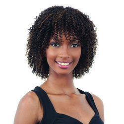 MilkyWay SAGA 100% Remy Human Hair Full Wig - LEMONADE