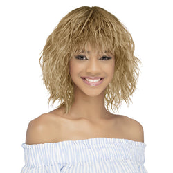 Vivica A Fox Pure Stretch Cap Synthetic Full Wig - LETO