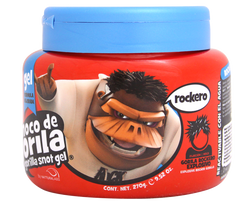 Moco De Gorila rockero Hair Gel Jar - 9.52 oz