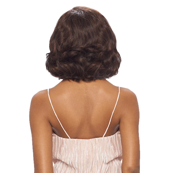 Vanessa Top Super Reverse C-Side Part Synthetic Full Wig - SUPER RC ENTIS