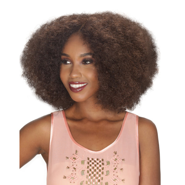 Zury Hollywood Sis Naturali Star Synthetic Lace Front Wig - NAT LACE H RIX