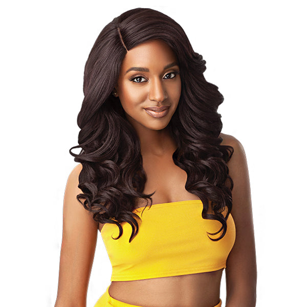 Outre The Daily Wig Collection Premium Synthetic Lace Part Full Wig - SAMARA