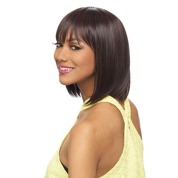 Vanessa Slim Lite Fashion Synthetic Full Wig - SLB TWO