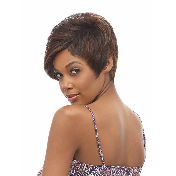 Vanessa Synthetic Hair Full Wig - SMART TILBA