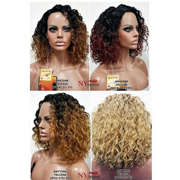Modu Anytime Synthetic Lace Part Wig - TELISSA
