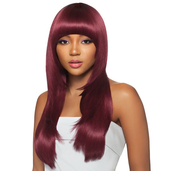 Outre & PLAY Collection Human Hair Blend Full Wig - CALISTA