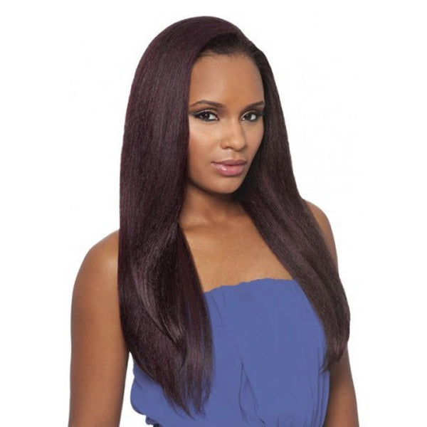 Outre Quick Weave Batik Bundle Hair Half Wig - Dominican Blowout Straight