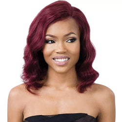 Mayde Beauty 100% Human Lace And Lace Front Wig - ARUBA WAVE