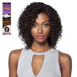 Outre Premium Purple Pack Human Hair Weave - FRENCH KISS