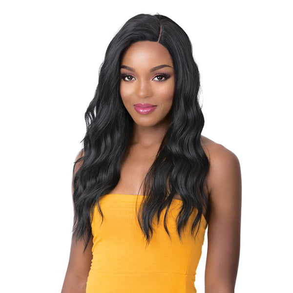It's a Wig Synthetic Vixen Hand Tied U Part Lace Front Wig - VIXEN TOP NOVA