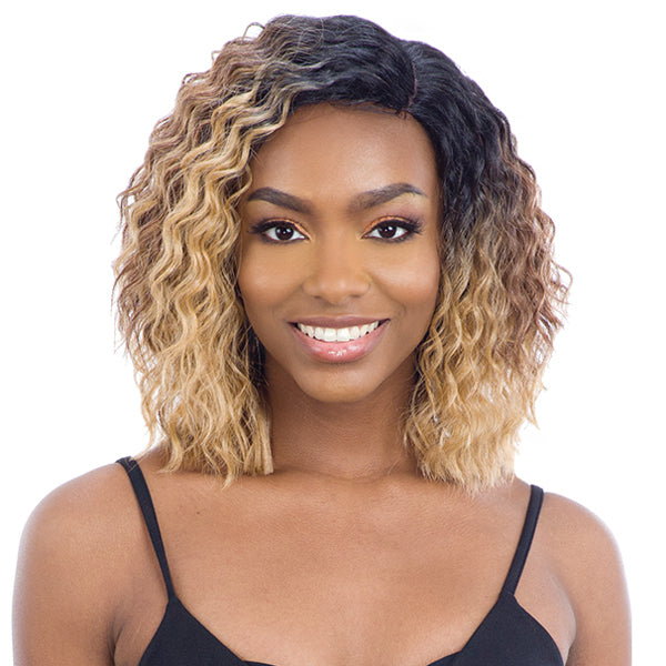 Freetress Equal 5 Inch Lace Part Synthetic Full Wig - VANORA