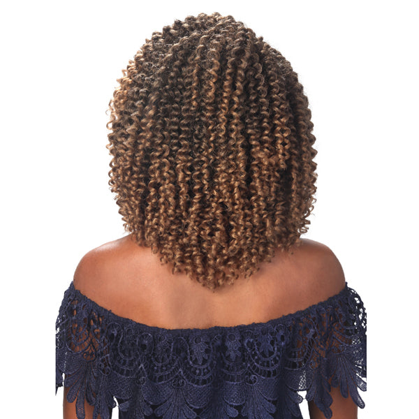 Zury Hollywood Naturali Star V Synthetic Lace Front Wig - NAT V LACE WATER WAVE