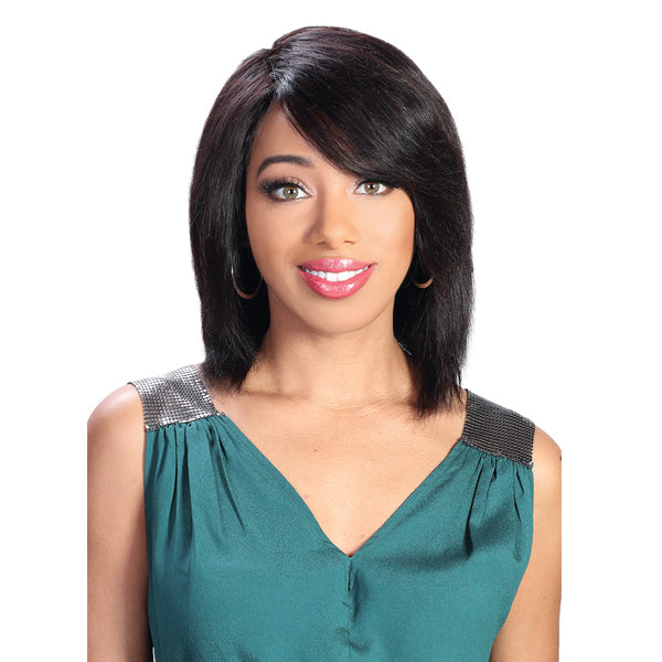 Zury Hollywood SIS 100% Brazilian Human Hair Full Wig - HR BRZ WW ALO