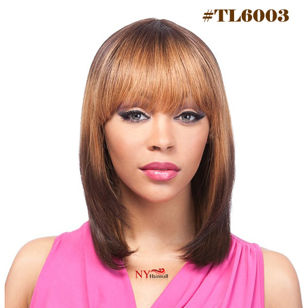 It's a Wig Human Hair Yaki 1012