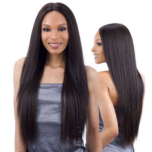 Freetress Equal 5 Inch Lace Center Part Wig - VALENCIA