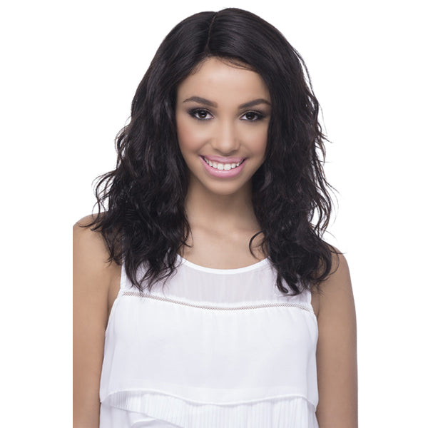 Vivica A Fox 100% Natural Brazilian 360 Full Swiss Lace Wig - NUBIAN