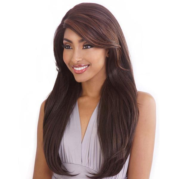 ISIS Brown Sugar Human Hair Blend Glueless Lace Front Wig - BSG211 MARSEILLE