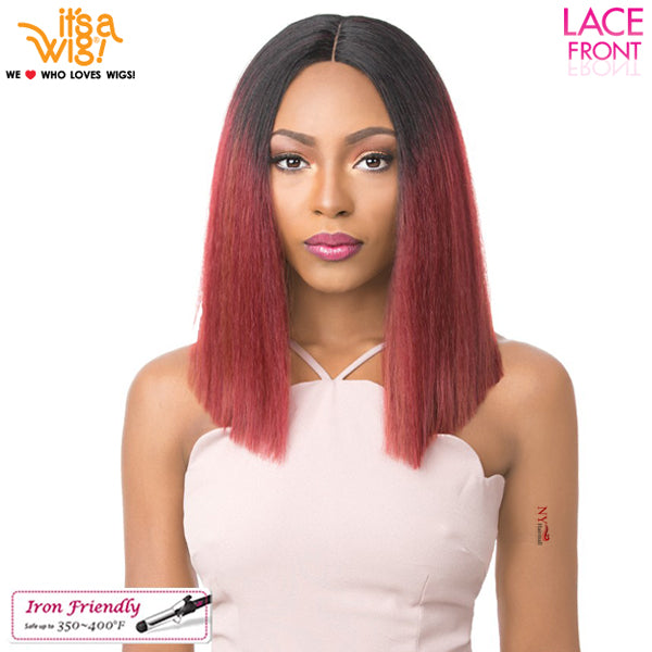 It's A Wig Synthetic Lace Front Wig - LACE CABRINA