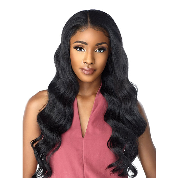 Sensationnel What lace? CLOUD9  360º Swiss Lace Front Wig - AKEELY HIGH BUN