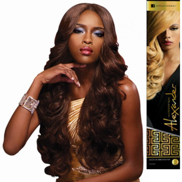 Sensationnel Genuine Virgin Remi Weave - Alexander