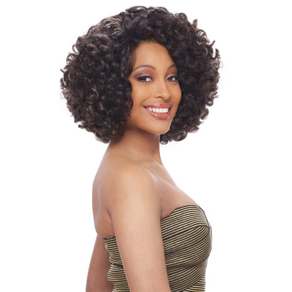 Vanessa Express Lace Part Wig - Tops C-Side ALI