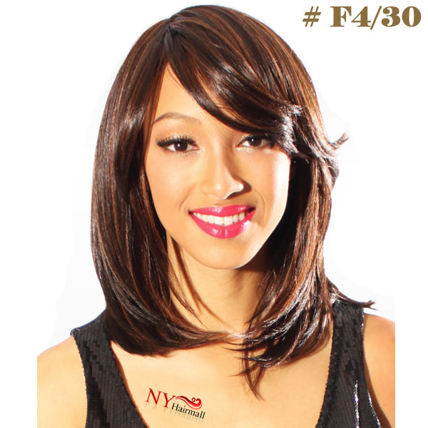 Fashion Source High Heat Fiber Full Wig - HT NANA