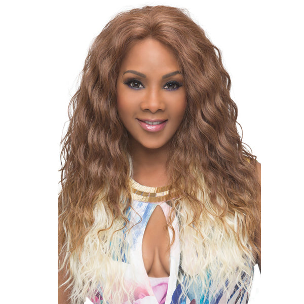 Vivica A Fox Deep Swiss Lace Front Wig - OLIVIA
