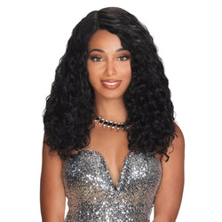 Zury Hollywood Sis PRIME Human Mix 13X4 Lace Front Wig - PM - LFP LACE WILLA