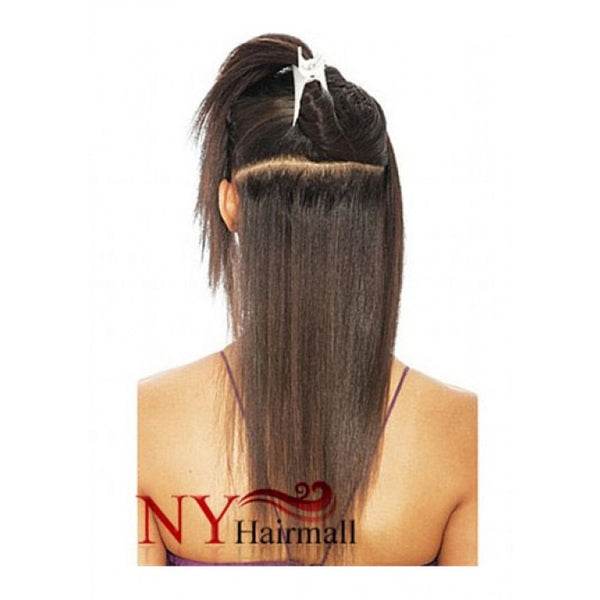 Janet Collection Remy Clip In Magic Yaky Fit Clip 8pcs Nyhairmall