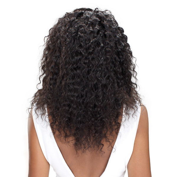 Sensual Vella Vella Remi Hair 100% Full Hand-tied Whole Lace Wig - BEACH CURL 18""