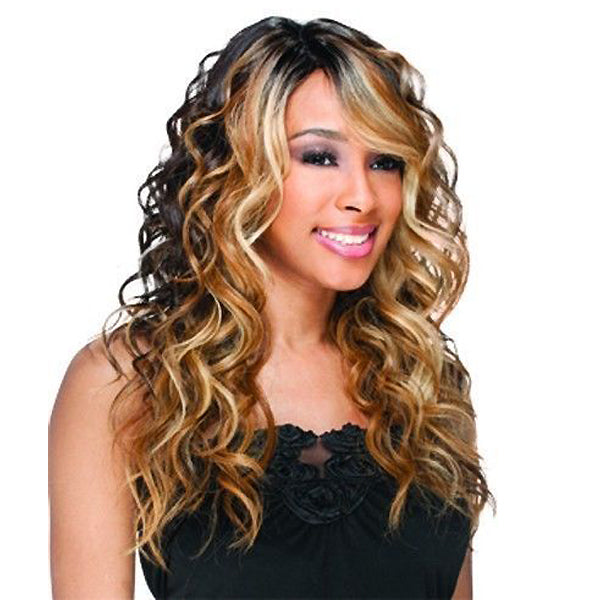 Freetress Equal Lace Front Invisible Part Pre Cut Wig - Bently