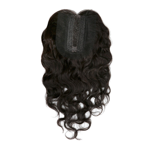 Sensationnel Virgin Remi Bundle Hair Bare & Natural - Bohemian Lace Closure 10""