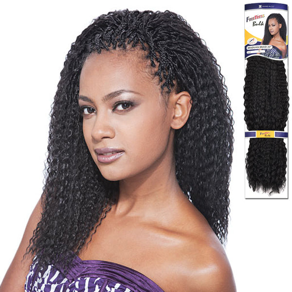 Freetress Equal Synthetic Braid - Brazilian Braid 20""