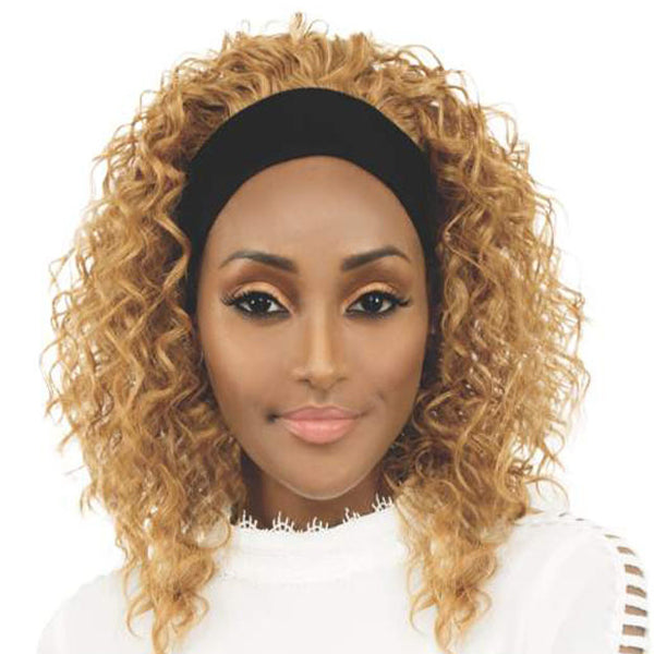 R&B Collection Jumba Synthetic Hair Full Wig - B - RED
