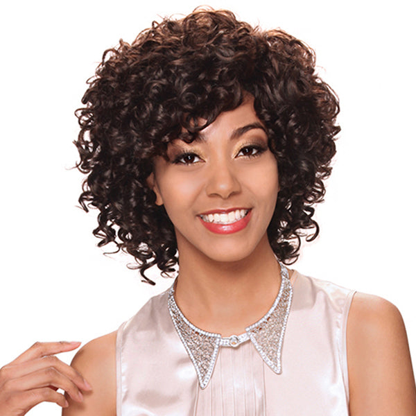 Zury Hollywood SIS 100% Remy Human Hair Wig - HR-BRZ OPRAH