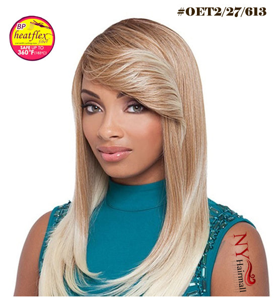 Janet Collection Synthetic Wig - Perm Zinnia