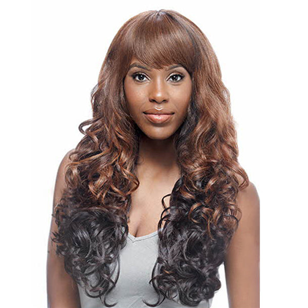 Vanessa Express Synthetic Full Wig - Super Caddy