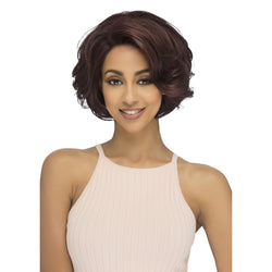 Vivica A Fox Synthetic Swiss Lace Front Wig - CARLY